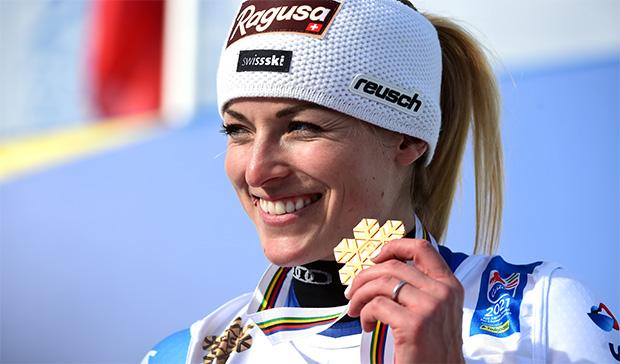 Ski WM 2021: Acht WM-Medaillen - Schweizer Rekord für Lara Gut-Behrami (Foto: © Archivio FISI/ Pentaphoto/ Pier Marco Tacca)