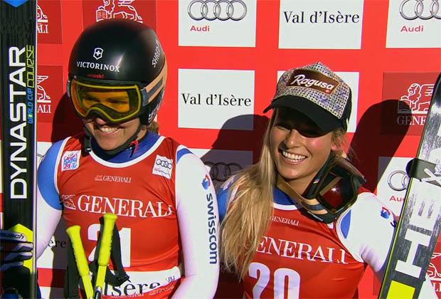 Gut und Suter feiern Schweizer Doppelsieg!