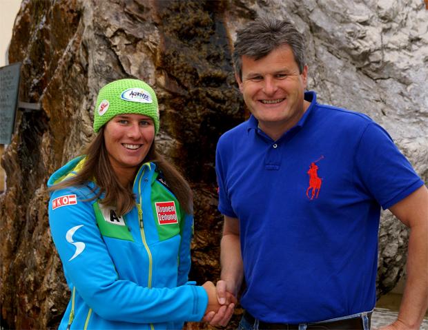 © LD Sportmanagement: Martin Tschoner, Direktor Achensee Tourismus und sein sportliches Aushängeschild!