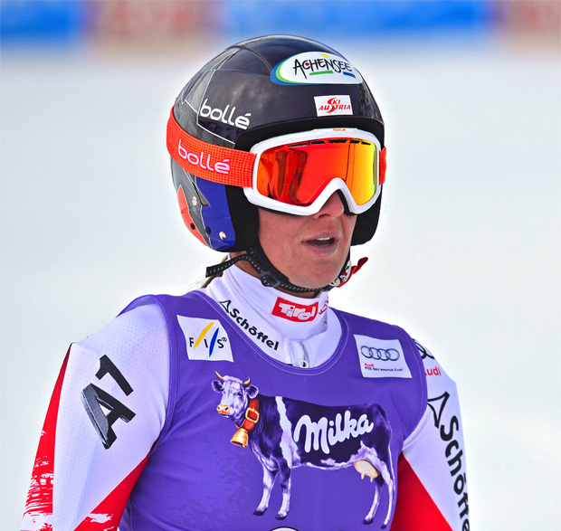 Ricarda Haaser doppelt beim EC-Riesentorlauf in Zinal nach