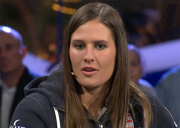 """Ricarda Haaser im Skiweltcup.TV-Interview: """"Die Liebe zum Skifahren liegt in meinen Genen!"""""""