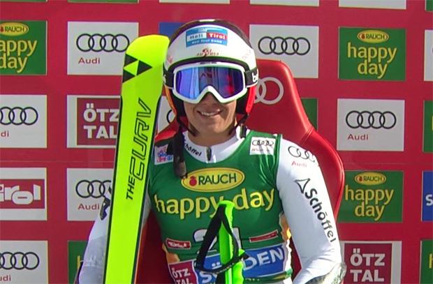 Ricarda Haaser gelang mit Rang 11 ihr zweitbestes Riesenslalom-Ergebnis im Weltcup.