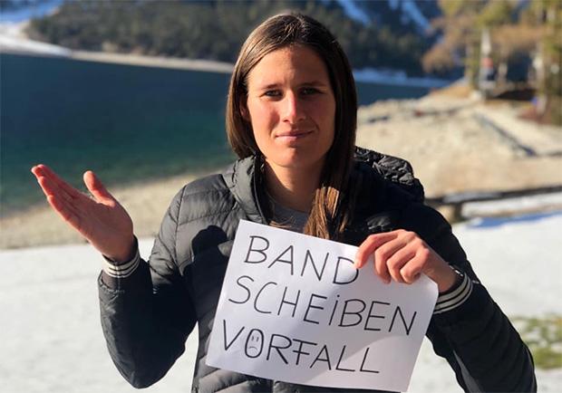 Ricarda Haaser muss Ski Weltcup Saison frühzeitig beenden (Foto: © Ricarda Haaser / Facebook)