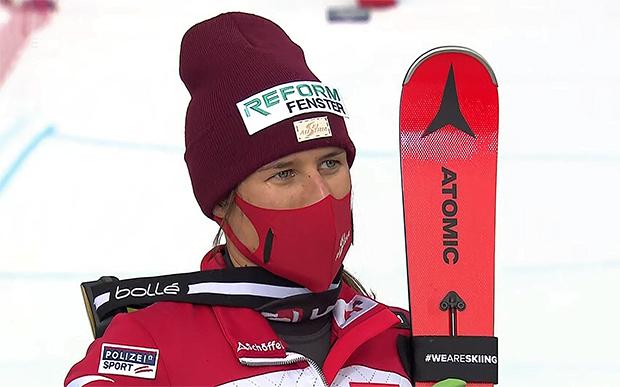 Ski-WM 2021: Ricarda Haaser muss auf WM-Start verzichten