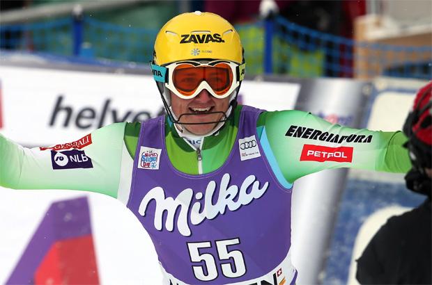 © Kraft Foods / Stefan Hadalin ist Junioren Alpine Kombinations-Weltmeister 2016