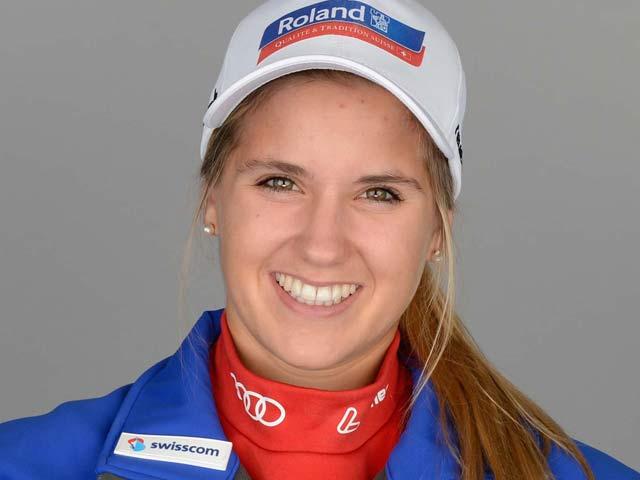 © swiss-ski.ch / Premiere am Freitag: Joana Hählen bestreitet ihre erste Weltcup-Abfahrt.