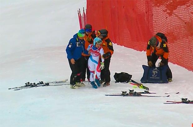 Joana Hählen wird bei den Rennen in Lake Louise nicht mehr starten