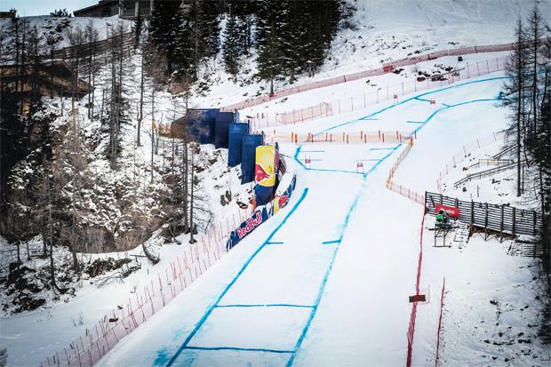 © hahnenkamm.com / LIVE: Europacup Abfahrt der Herren in Kitzbühel - Vorbericht, Startliste und Liveticker