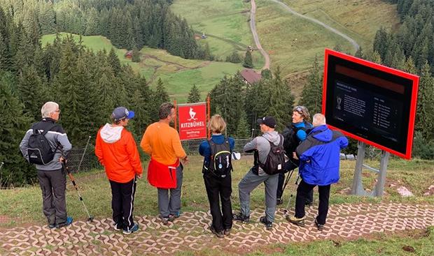 Hahnenkamm News: FIS-Inspektion zu Gast in Kitzbühel (Foto: © Hahnenkamm.com)