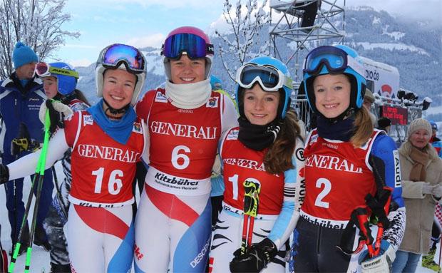 © hahnenkamm.com / Hahnenkamm Junior Race: Deutschland führt vor Österreich - Live Stream ab 13.15 Uhr