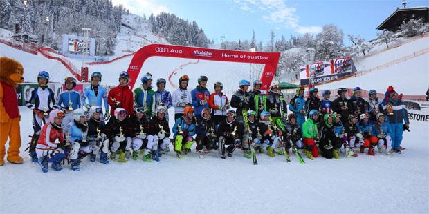 © hahnenkamm.com / Hahnenkamm News: Österreich siegreich beim Junior-Race