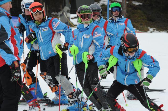 Die Hahnenkamm Juniors / © Hahnenkamm.com