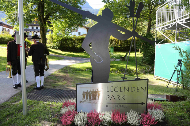 © hahnenkamm.com  / Der Legenden Park Kitzbühel