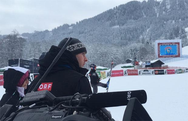 © hahnenkamm.com  / Abfahrtstraining live auf ORF eins - Stimmen vor dem zweiten Training