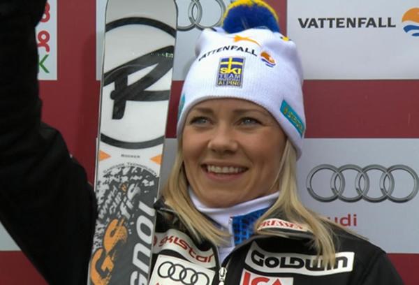 Frida Hansdotter  (SWE)