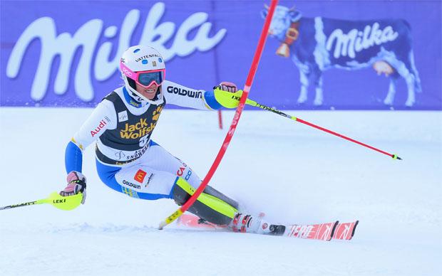 Santa Caterina springt im Slalomweltcup für Zagreb/Agram ein