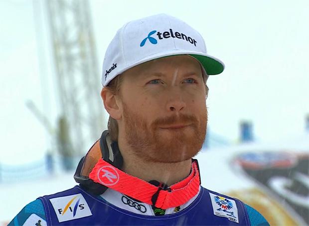 Riesenslalom WM 2017: Bronzemedaillengewinner Leif Kristian Haugen im Portrait