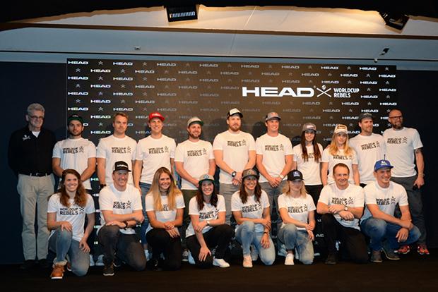 © Ch. Einecke (CEPIX) / HEAD Pressekonferenz: Start frei für das beste Ski-Team der Welt