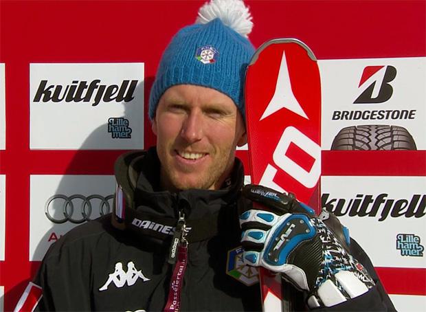 Werner Heel fährt immer wieder gerne nach Kvitfjell