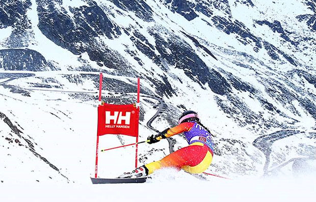 © Helly Hansen  /  Team Canada mit Helly Hansen unterwegs