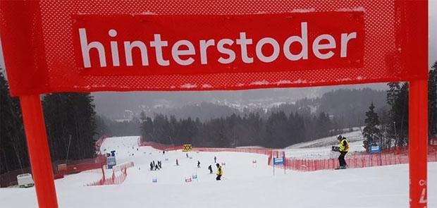 Programmänderung beim Ski Weltcup in Hinterstoder: Kombination am Sonntag, Riesentorlauf am Montag