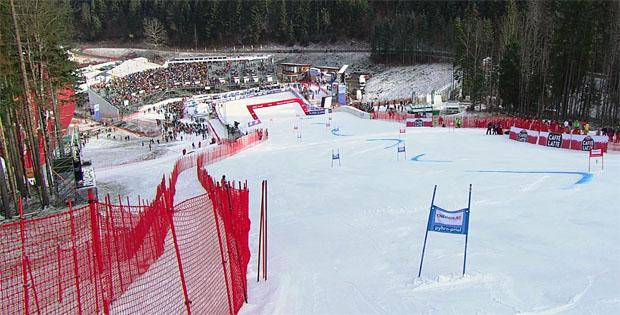 Riesentorlauf von Val d'Isere wird in Hinterstoder nachgetragen