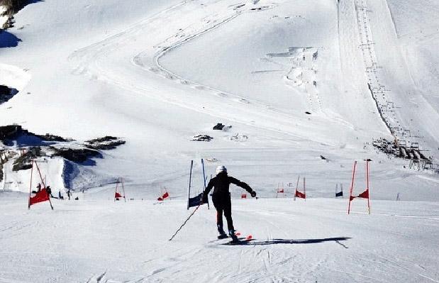 © fisi.org / Italienische Speedamen in Hintertux