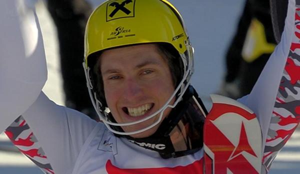 Marcel Hirscher gewinnt Slalom von Alta Badia