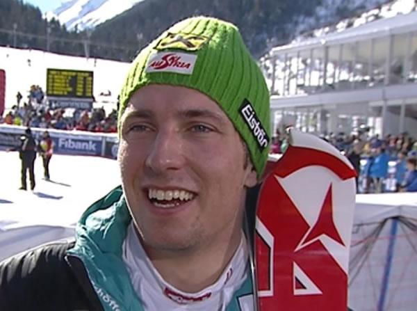 Marcel Hirscher schafft in Bansko das Double