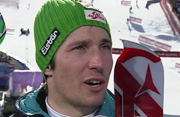 Marcel Hirscher Riesenslalom Weltcupsieger 2011/12