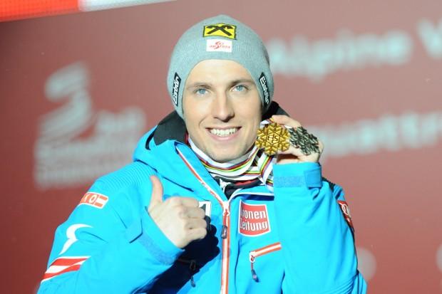 © Ch. Einecke (CEPIX) / Marcel Hirscher geht als Titelverteidiger beim WM Slalom in Vail an den Start