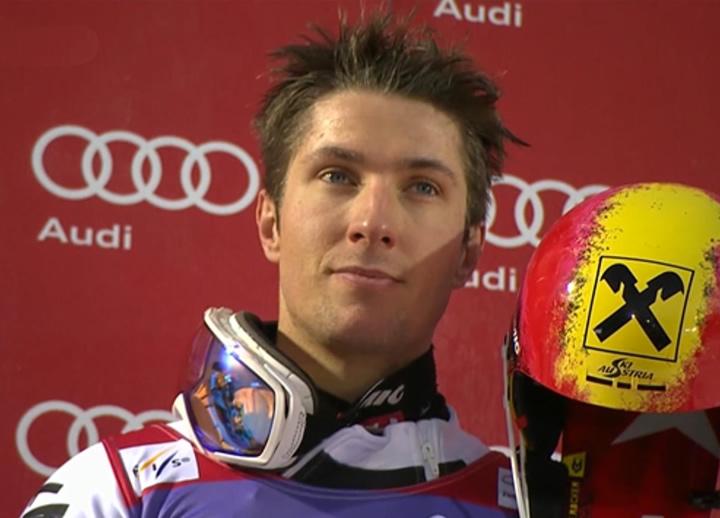 Marcel Hirscher gewinnt Slalom in Levi