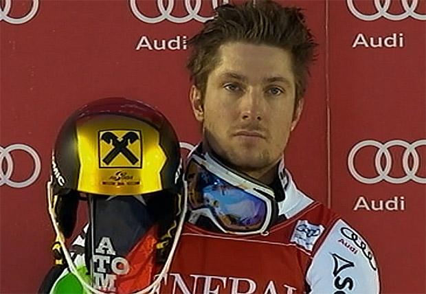 Triumph für Marcel Hirscher beim Slalom der Herren in Åre