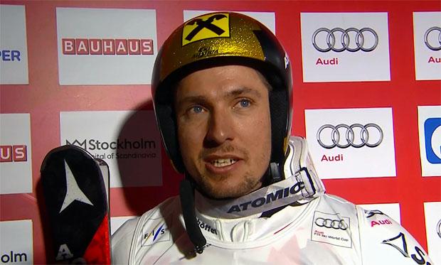 Marcel Hirscher baut seinen Vorsprung im Gesamtweltcup aus