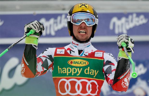 © Kraft Foods  /  Marcel Hirschers: Hinter einen erfolgreichen Athleten steht ein starkes Team