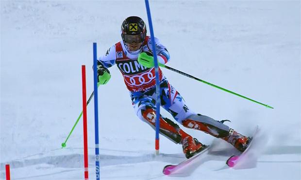 Hinter Marcel Hirscher ist der Kampf um die WM-Slalom-Tickets entbrannt