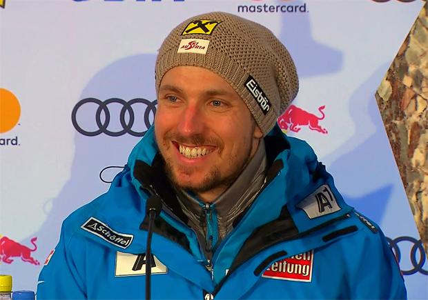 Marcel Hirscher führt ein 27-köpfiges ÖSV-Aufgebot bei der Ski-WM 2017 in St. Moritz an