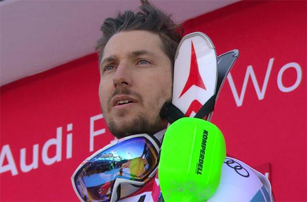 Marcel Hirscher bereitet sich gewissenhaft auf Rennen in Kranjska Gora vor