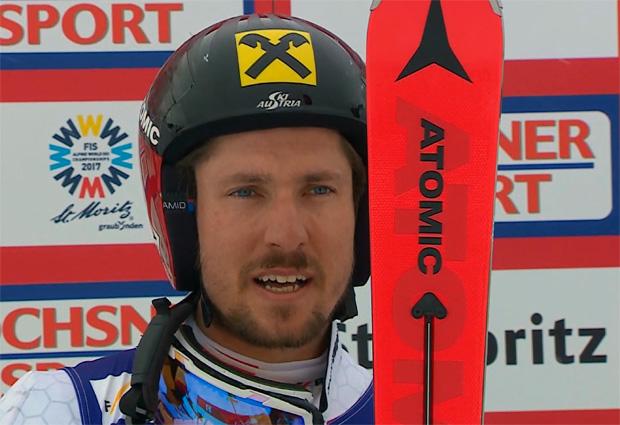 Marcel Hirscher ist RTL-Weltmeister