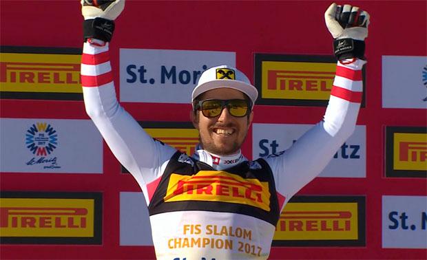 Slalom-Weltmeister Marcel Hirscher im Portrait