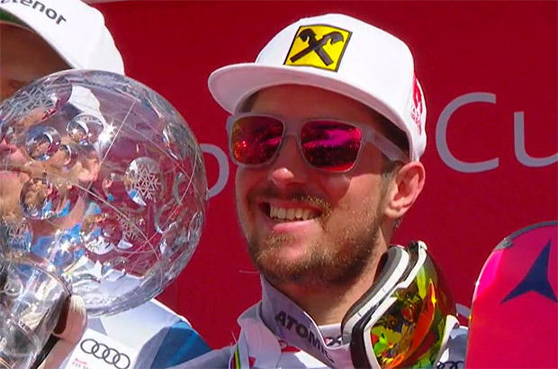 Marcel Hirscher will schon in Beaver Creek am Start stehen