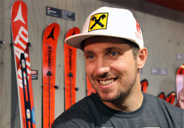 Marcel Hirscher will schnellstens seinen Trainingsrückstand aufholen (Foto: Skiweltcup.TV / Walter Schmid)