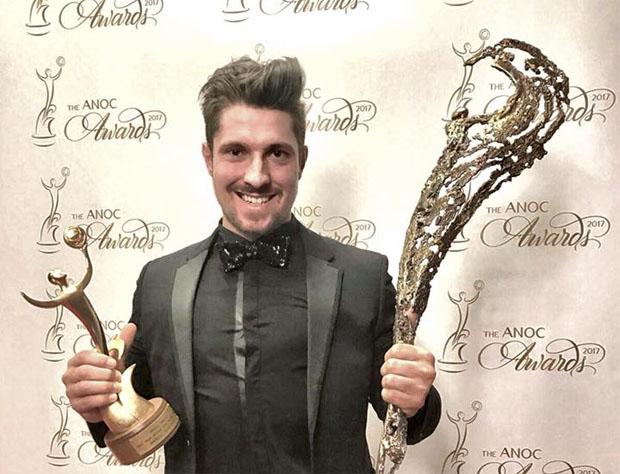 Marcel Hirscher zum Sportler des Jahres 2017 gewählt (Foto: Austria Ski Team / Facebook)