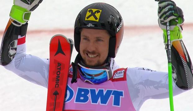 Marcel Hirscher schockt bei Riesentorlaufsieg in Beaver Creek Konkurrenz