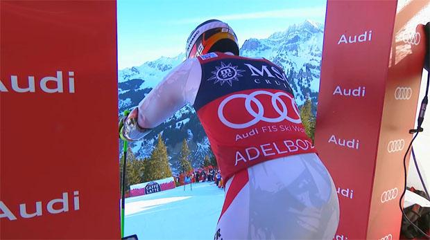 Marcel Hirscher könnte erstmals vier Weltcup-Slalomrennen der Männer in Folge gewinnen.