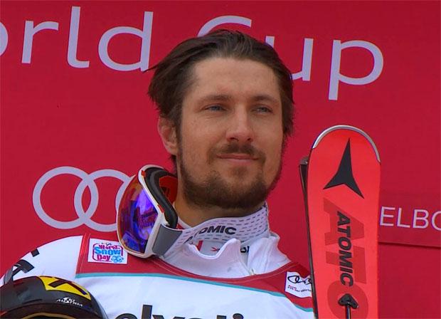 Feller Fünfter, Hirscher rast zum 51. Weltcup-Sieg