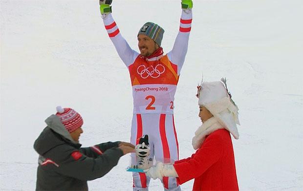 """Martina Ertl: """"Marcel Hirscher ist der Anwärter auf Gold im Slalom und Riesenslalom."""""""
