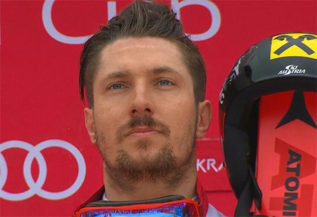 Gesamtweltcupsieger Marcel Hirscher eilt von Rekord zu Rekord.