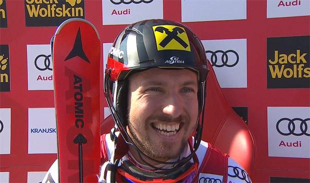 Doppel-Olympiasieger Marcel Hirscher wird Vater