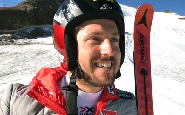 """Marcel Hirscher: """"Ich habe Spaß, und solange das noch so ist, passt es."""""""